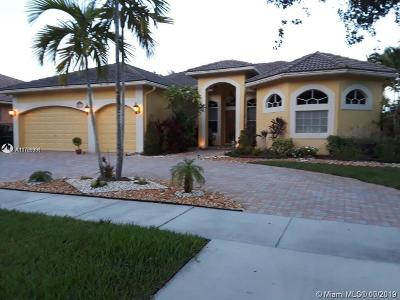 Cooper City Single Family Home For Sale: 3600 NW 89th Ter