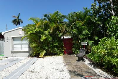 Miami Beach Single Family Home For Sale: 7215 Trouville Esplanade