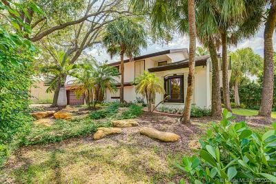 Miami Single Family Home For Sale: 11966 SW 91st Ter