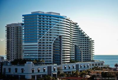 Fort Lauderdale Condo/Townhouse For Sale: 3101 Bayshore Dr #807