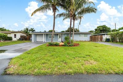Pompano Beach Single Family Home For Sale: 906 NE 24th Ave