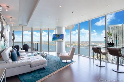 Miami Condo/Townhouse For Sale: 2020 N Bayshore Dr #3602