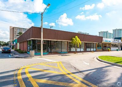 Fort Lauderdale Commercial For Sale: 3301 NE 32nd St