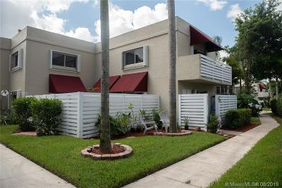 Plantation Condo/Townhouse Active Under Contract: 557 NW 98th Ave