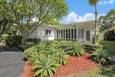 Miami Beach Single Family Home For Sale: 1015 Shore Ln