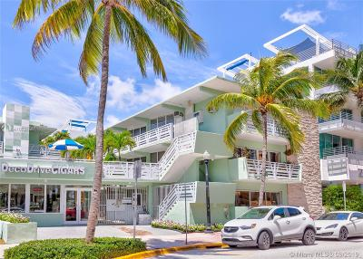 Miami Beach Single Family Home For Sale: 1446 Ocean Dr #1/2