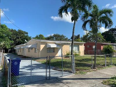Fort Lauderdale Single Family Home For Sale: 436 NW 22nd Ave