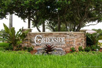 Pembroke Pines Single Family Home For Sale: 15180 NW 7th St