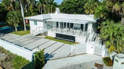 Fort Lauderdale Single Family Home For Sale: 3300 NE 16th St