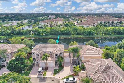 Pembroke Pines Condo/Townhouse For Sale: 17017 NW 23 Street