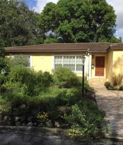 Biscayne Park Single Family Home For Sale: 11790 NE 8th Ave