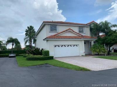 Doral Single Family Home For Sale: 10587 NW 51st Ln