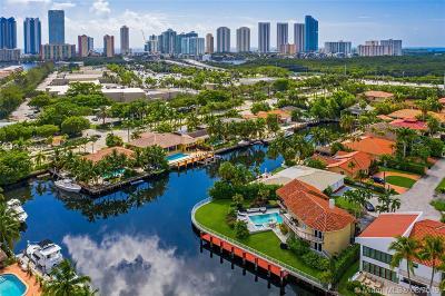 North Miami Single Family Home For Sale: 16461 NE 34th Ave