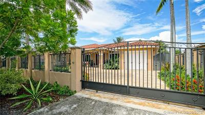 Miami Single Family Home For Sale: 1040 SW 76th Ct