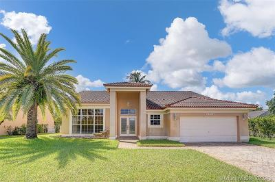 Pembroke Pines Single Family Home Active Under Contract: 19492 NW 11th St
