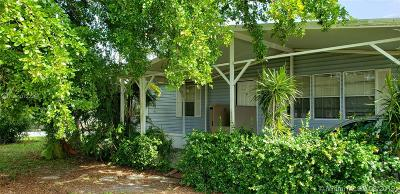 Miami Single Family Home For Sale: 19800 SW 180th Ave 116