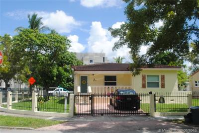 West Miami Single Family Home For Sale: 6291 SW 10th St