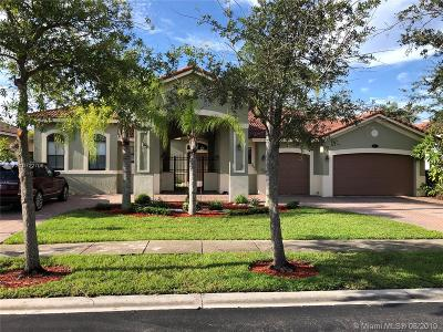 Miramar Single Family Home For Sale: 19020 SW 24th St