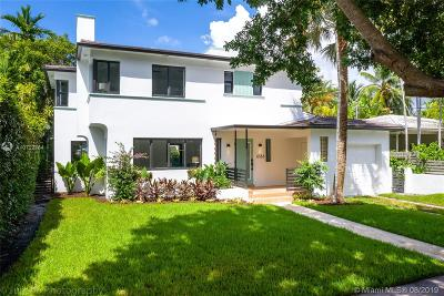 Miami Beach Single Family Home For Sale: 6166 Pine Tree Dr