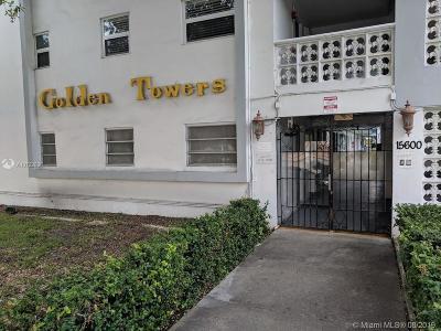 Miami Single Family Home For Sale: 15600 NE 6th Ave #1A