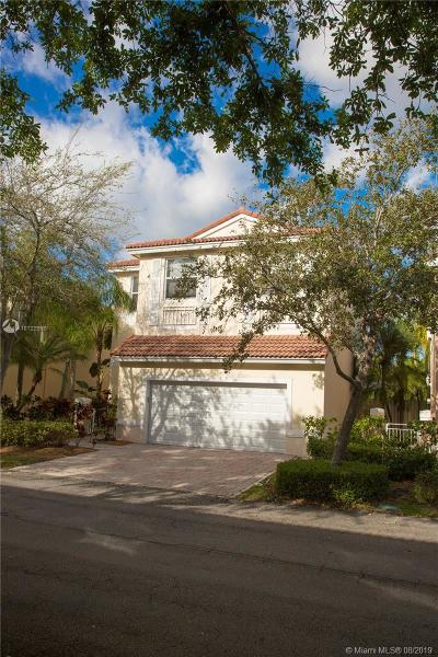 Hollywood Single Family Home For Sale: 1830 Sweetbay Way