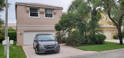 Coral Springs Single Family Home For Sale: 11411 NW 48th Ct