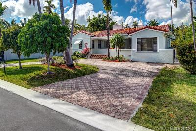 Miami Beach Single Family Home For Sale: 118 E 3rd Ct