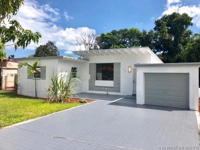 Miami Shores Single Family Home For Sale: 420 NW 111th Street