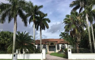 Miami Single Family Home For Sale: 320 NW 132nd Ave