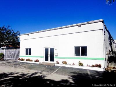 Fort Lauderdale Commercial For Sale: 1101 NW 51st St