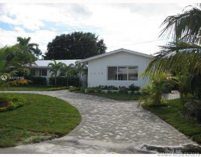 Fort Lauderdale Single Family Home For Sale: 1910 NE 54th St