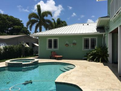 Dania Beach Single Family Home For Sale: 613 2 St