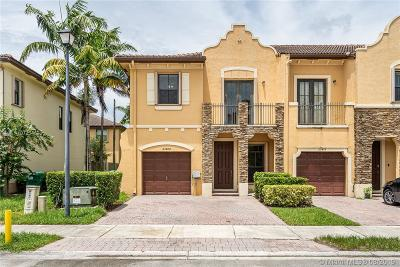 Condo/Townhouse For Sale: 23484 SW 112th Ct