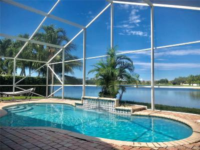 Coconut Creek Single Family Home For Sale: 4631 Little Palm Ln
