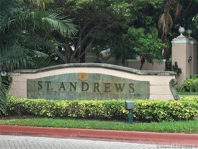 Miramar Condo/Townhouse For Sale: 12124 St. Andrews Place #202
