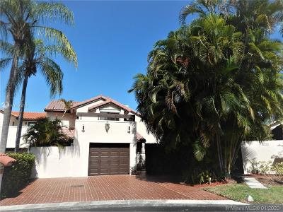 Miami Single Family Home For Sale: 7801 SW 88 Terrace