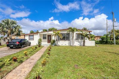 Miami Gardens Single Family Home For Sale: 3371 NW 178th St