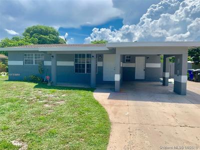 Fort Lauderdale Single Family Home For Sale: 521 SW 28th Dr