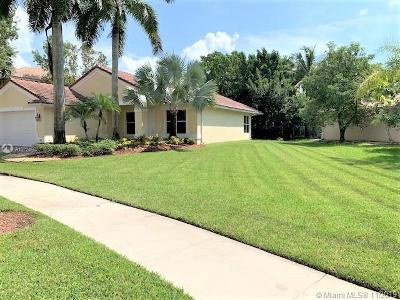 Weston Single Family Home For Sale: 1807 Mariners Ln