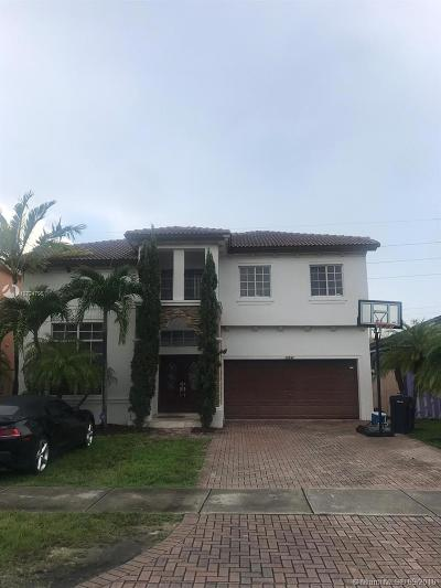 Miami Single Family Home For Sale: 15641 SW 8th Ln