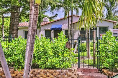 Miami Single Family Home For Sale: 651 NE 72nd Terrace