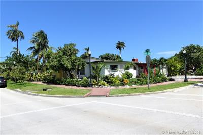 Miami Beach Single Family Home For Sale: 1580 Calais Dr
