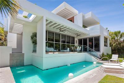Key Biscayne Single Family Home For Sale: 761 Glenridge Rd