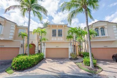 Aventura Single Family Home For Sale: 20910 NE 30 Pl.