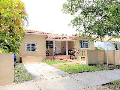 Miami Single Family Home For Sale: 2253 SW 21st St
