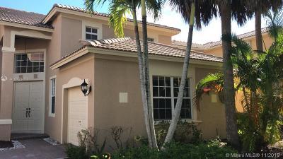 Weston Single Family Home For Sale: 3846 W Gardenia Ave