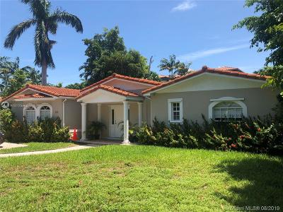 Key Biscayne Single Family Home For Sale: 515 Glenridge Rd