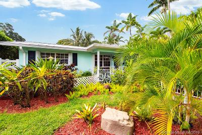 Fort Lauderdale Single Family Home For Sale: 608 SW 7th Street