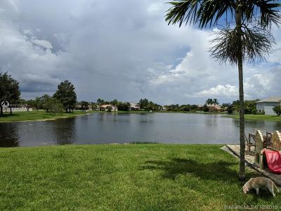 Pembroke Pines Single Family Home For Sale: 20517 SW 2nd St