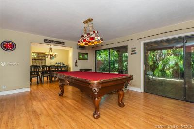 Miami Single Family Home For Sale: 7603 SW 129th Pl